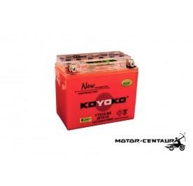 KOYOKO G2 NANOGEL BATTERY YTX12-BS