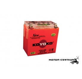 KOYOKO G2 NANOGEL BATTERY YTX14-BS
