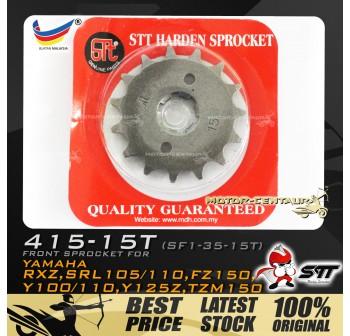 STT FRONT SPROCKET (SF1-35-15T) RXZ-415-15T