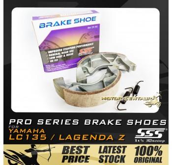 SSS BRAKE SHOES W/SPRING LC135 / LAGENDA Z