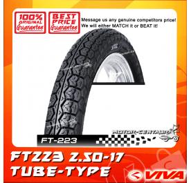 VIVA TUBE-TYPE TYRE FT223 2.50-17