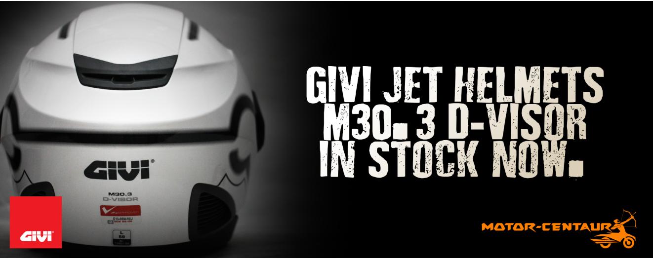 GIVI M30p3 WHITE